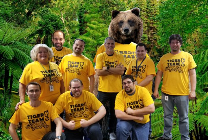 Tiger Team: Season One T-Shirt Photo