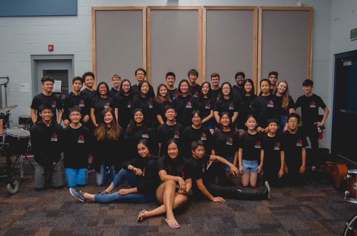 2018 Summer Intensive T-Shirt Photo