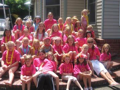 Kids Kamp 2006 T-Shirt Photo