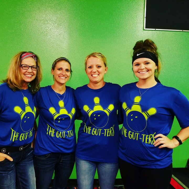 Bowling Team T-Shirt Design Ideas - Custom Bowling Team ...