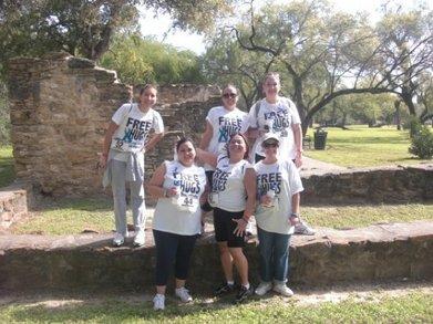 Walk To Action November 2009 T-Shirt Photo