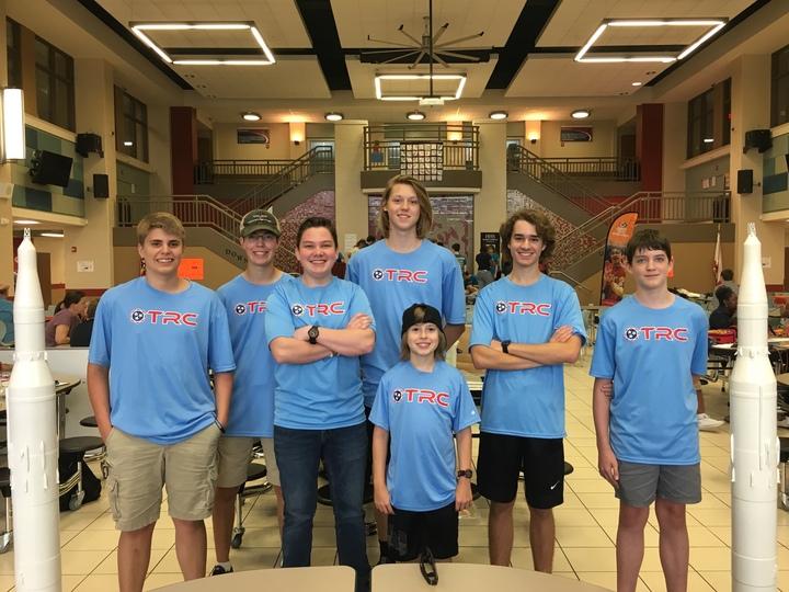 Tennessee Robotics Club T-Shirt Photo