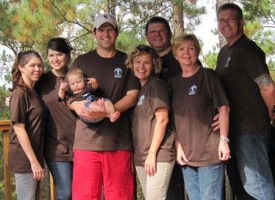 Broken Bow Reunion T-Shirt Photo