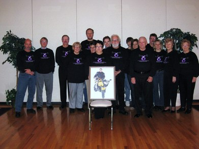 Pancreatic Cancer Plan C Foundation T-Shirt Photo