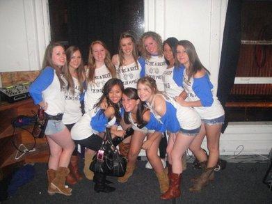 Pi Phi Delta Does Soggy 2009! T-Shirt Photo