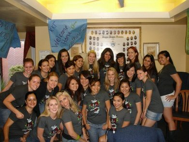 The Ladies Of Kappa Kappa Gamma T-Shirt Photo