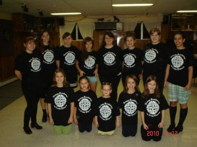 Young Academy Of Irish Dance T-Shirt Photo
