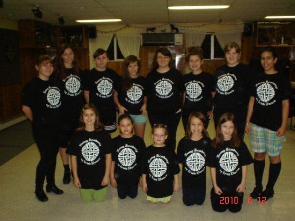 Dance T Shirts Designs   Custom T Shirts For Young Academy Of Irish Dance Shirt Design Ideas