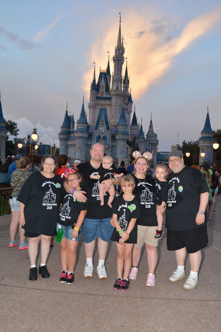 f6ba50d8 Disney World T-Shirt Design Ideas for Any Occasion or Event