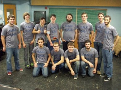 Suny New Paltz's Male Call T-Shirt Photo
