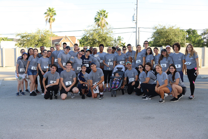 On P.A.R. With Cancer 5 K T-Shirt Photo