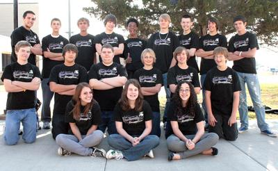 Northwest Drumline! T-Shirt Photo