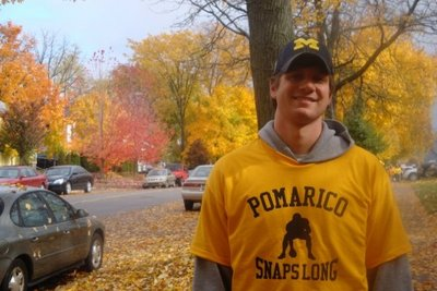 Fall In Ann Arbor T-Shirt Photo