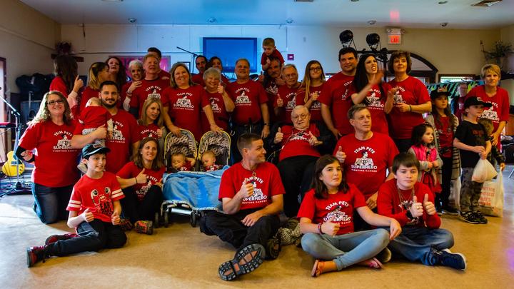 Team Pete  T-Shirt Photo