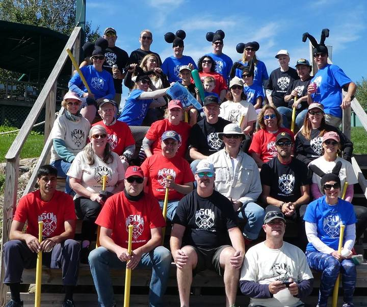 Rays 50th At The Little Field Of Dreams And Fenway T Shirt Photo