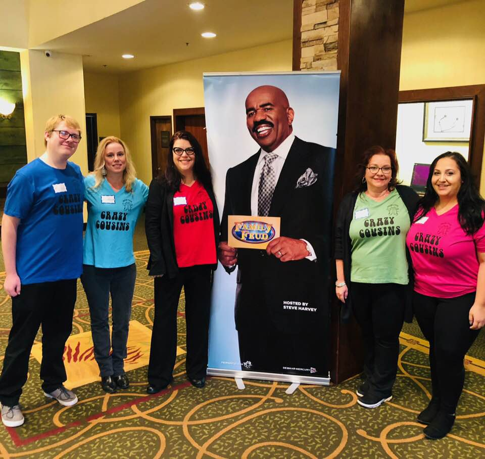 Custom T Shirts For Family Feud Tryout Shirt Design Ideas