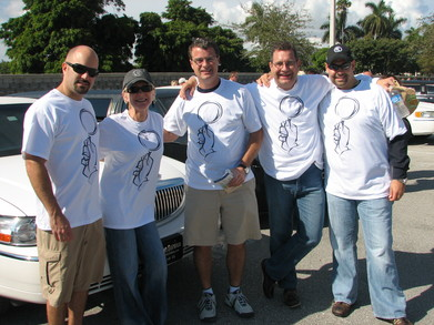 Team Johnston Group T-Shirt Photo