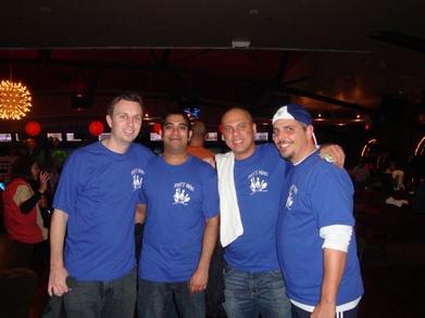 Tony's Fight T-Shirt Photo