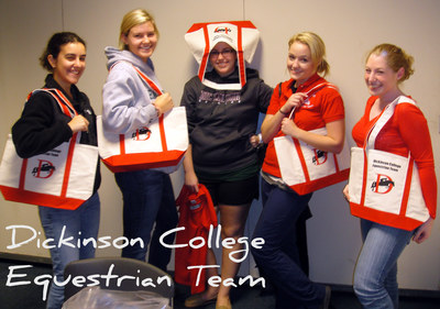 Dickinson College Equestrian Team Totes! T-Shirt Photo