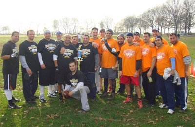 9th Annual Rich Caggiano Bowl T-Shirt Photo