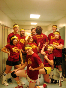 The Short Bus Ballers Rule! T-Shirt Photo