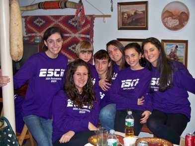 Esch Cousins! T-Shirt Photo