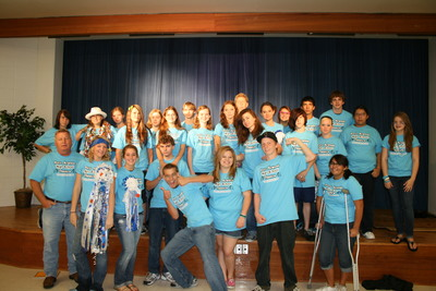 Port Aransas High School Theatre T-Shirt Photo