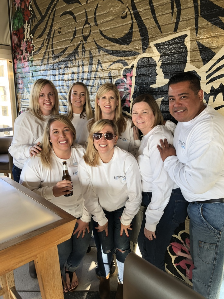 Baywood Sales Crew T-Shirt Photo
