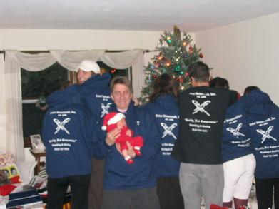 Holiday Celebration For Dad T-Shirt Photo