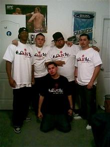 Brutal Boyz T-Shirt Photo