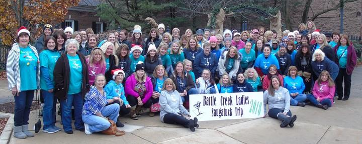 Annual Battle Creek Ladies Saugatuck Trip T-Shirt Photo