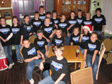 Journey Youth Group T-Shirt Photo