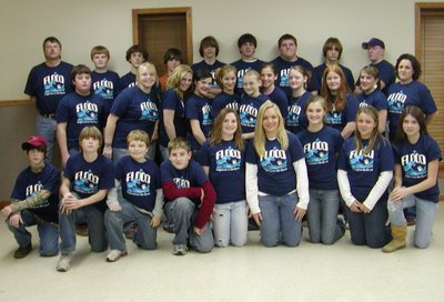 Promise Land Mbc Junior Varsity Awana Class Of 2006/2007 T-Shirt Photo