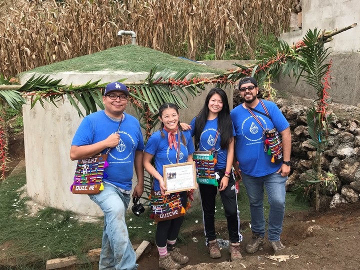 Engineers Without Borders   Guatemala Water Project! T-Shirt Photo