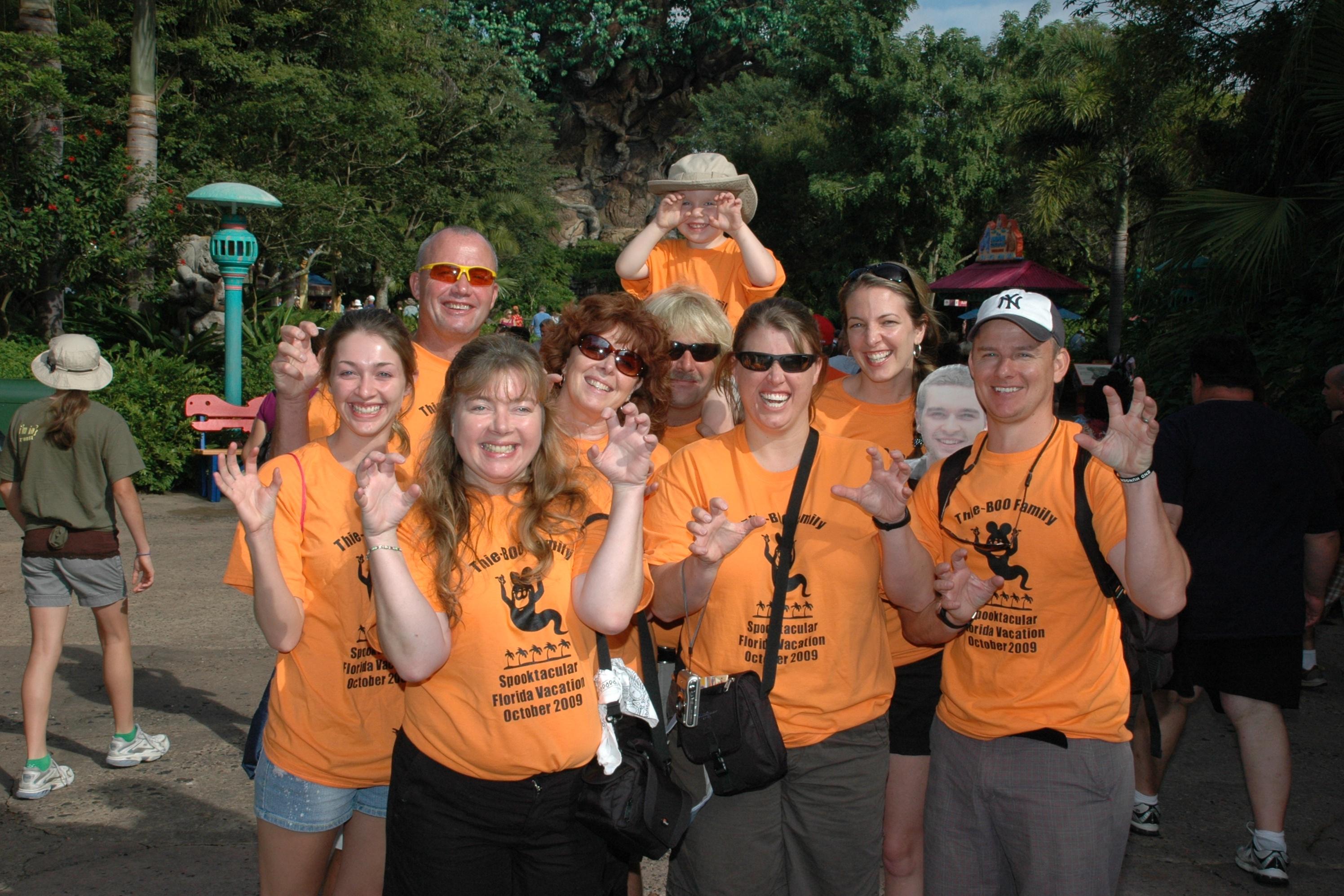 Walt Disney World Halloween T Shirts.Custom T Shirts For Giving Everyone A Scare In Walt Disney World