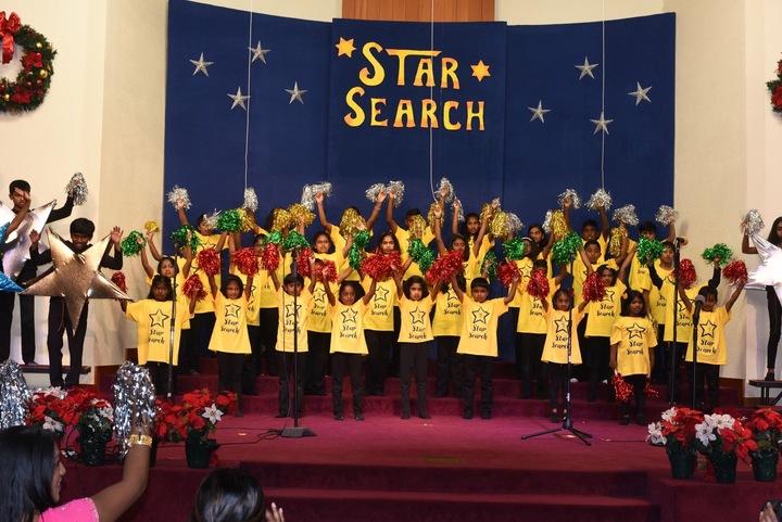 Star Search T-Shirt Photo