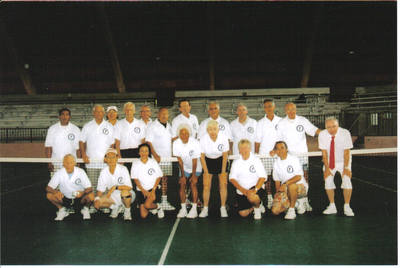 2006 Hota Tennis X Mas Party T-Shirt Photo