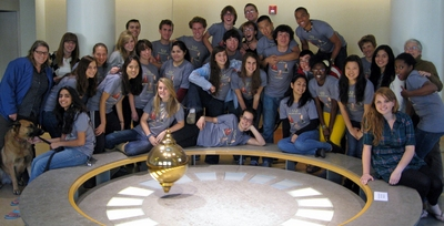 California Environmental Semester Fall 2009 T-Shirt Photo