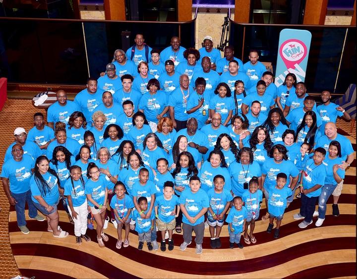 Glapion Family Cruise T-Shirt Photo