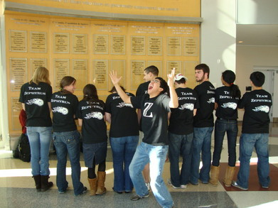 Team Zephyrus T-Shirt Photo