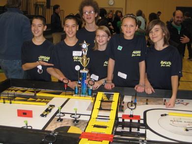 Lego Robotics Winners! T-Shirt Photo