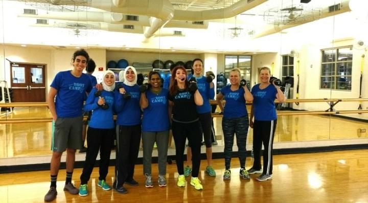 Renee's Boot Camp T-Shirt Photo