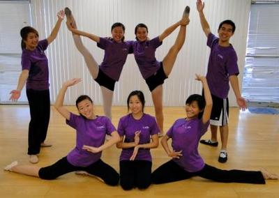 Dance Class Teens T-Shirt Photo