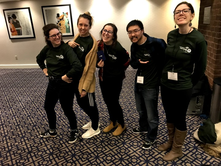 Last Day Of Midyear 2019 Conference T-Shirt Photo