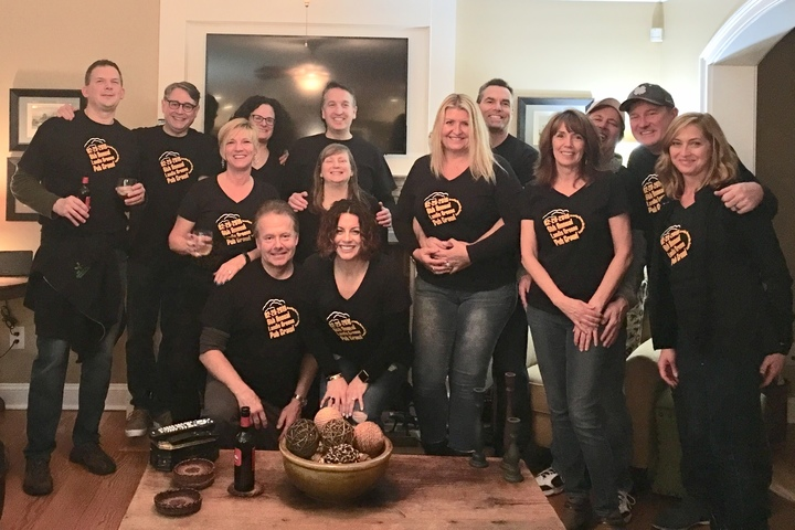 Landis Greene Pub Crawl T-Shirt Photo