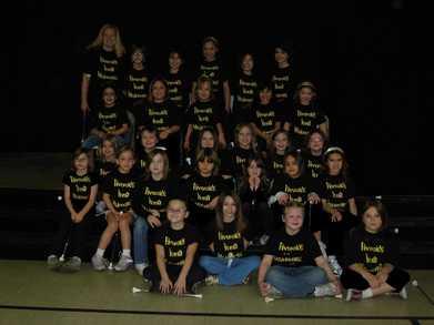 Riverside Youth Majorettes T-Shirt Photo