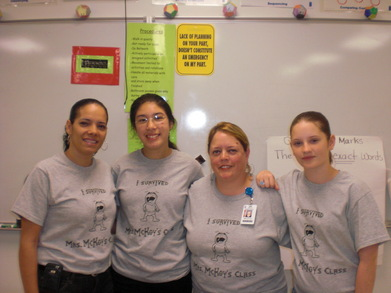 Class 08 09 Liberty Middle T-Shirt Photo