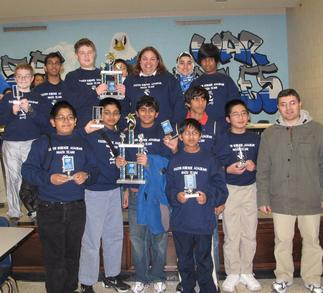 Fsa Math Team Champs T-Shirt Photo
