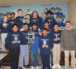Fsa Math Team Champs T-Shirt Photo