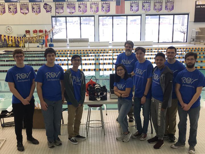 Lake View Rov Team T-Shirt Photo